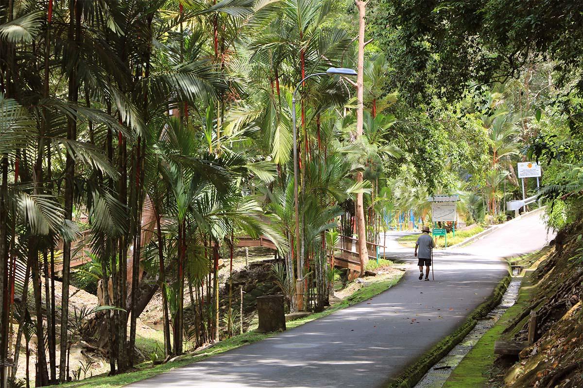Tasek Lama - Brunei Darussalam