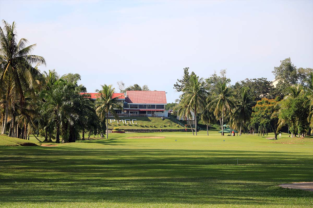 Mentiri golf club brunei darussalam