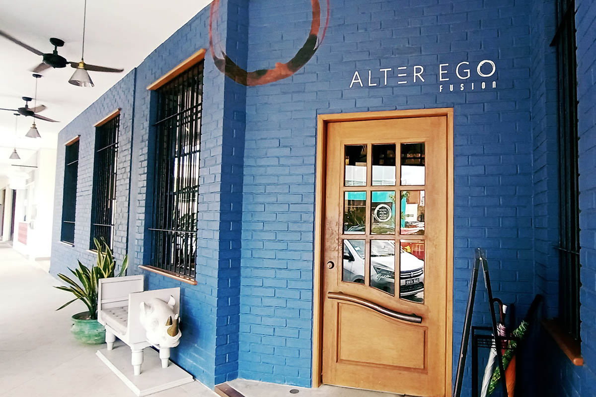 Alter Ego - Brunei Cafe