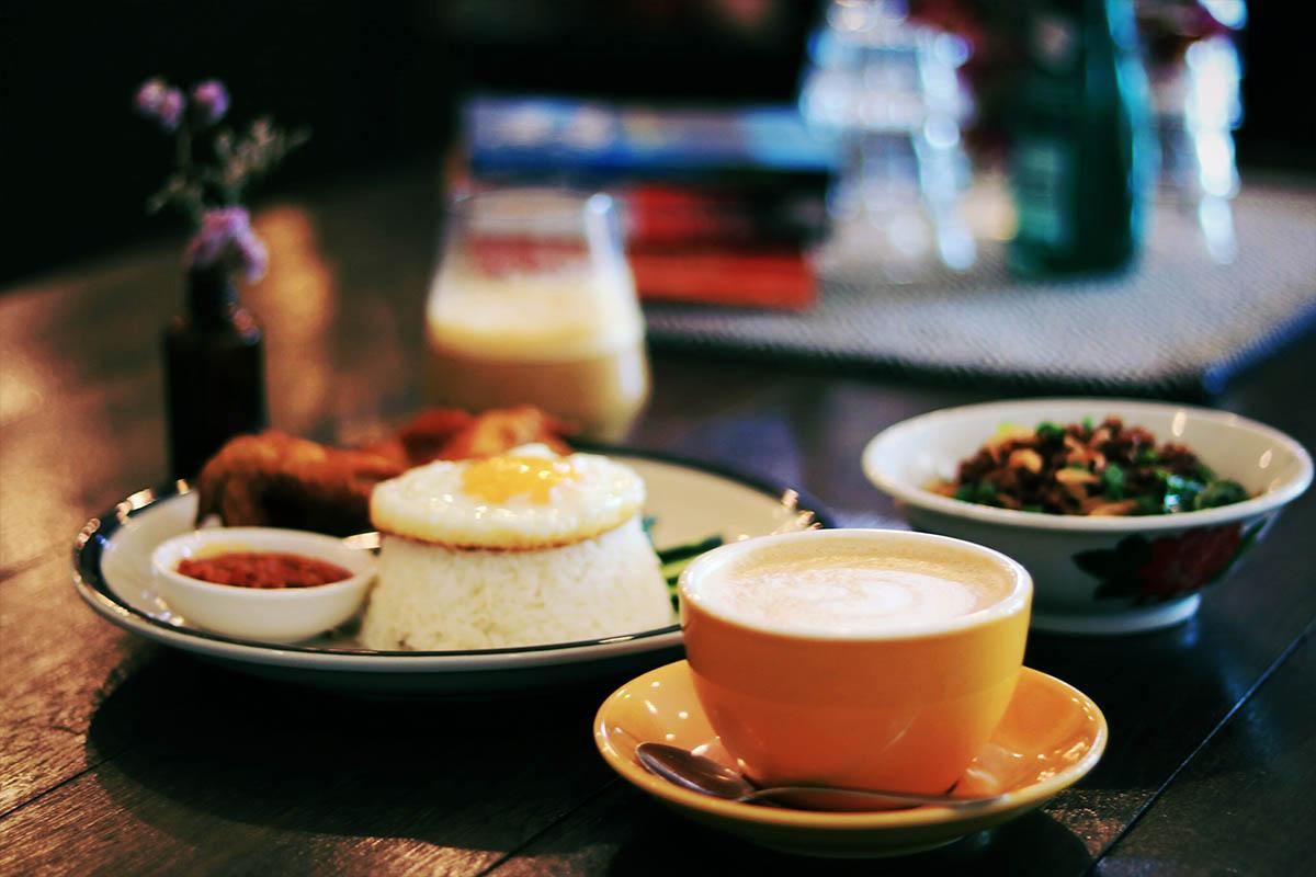 Mian & Mumba - Cafes in Brunei