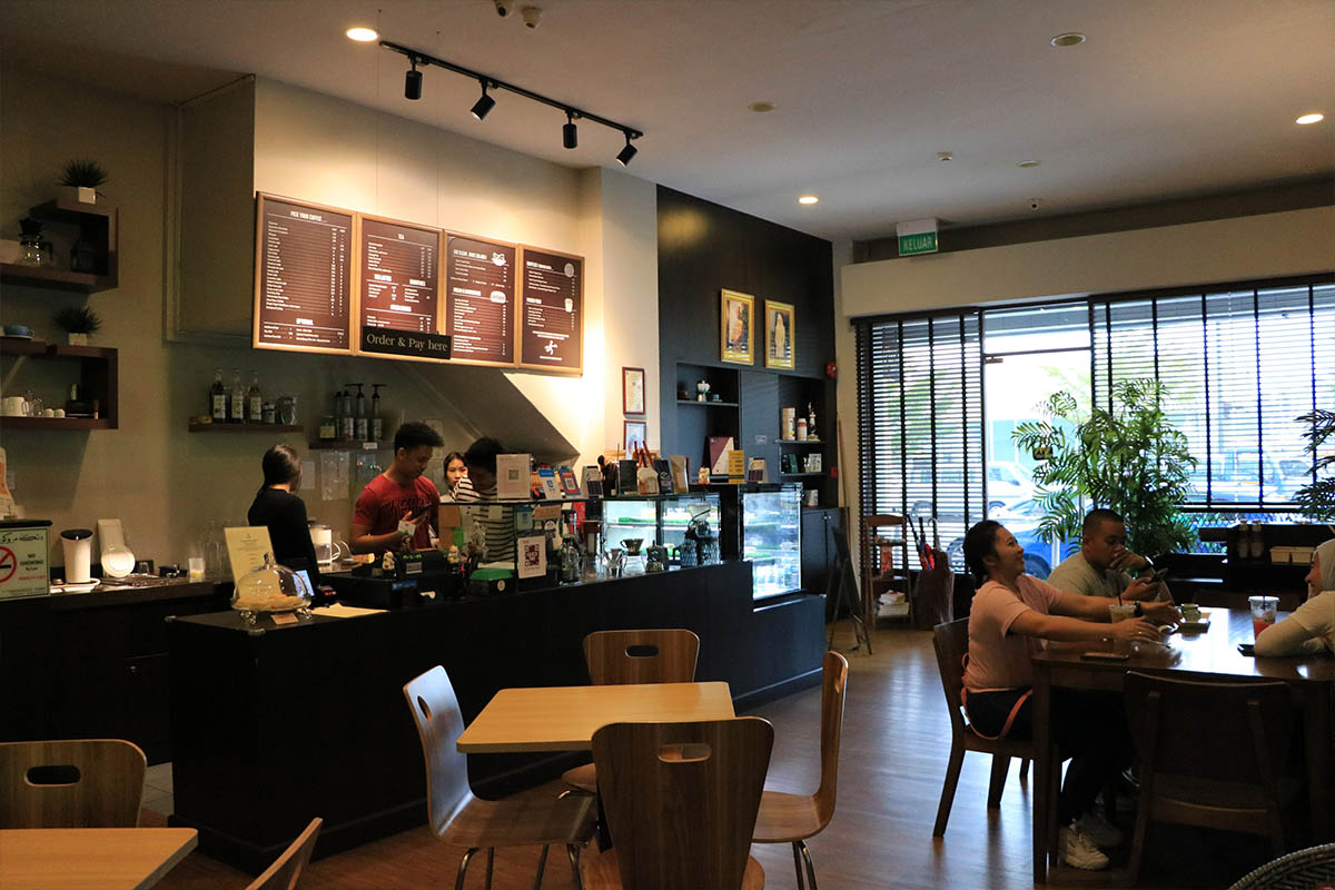 Brunei Coffee Shop - Piccolo