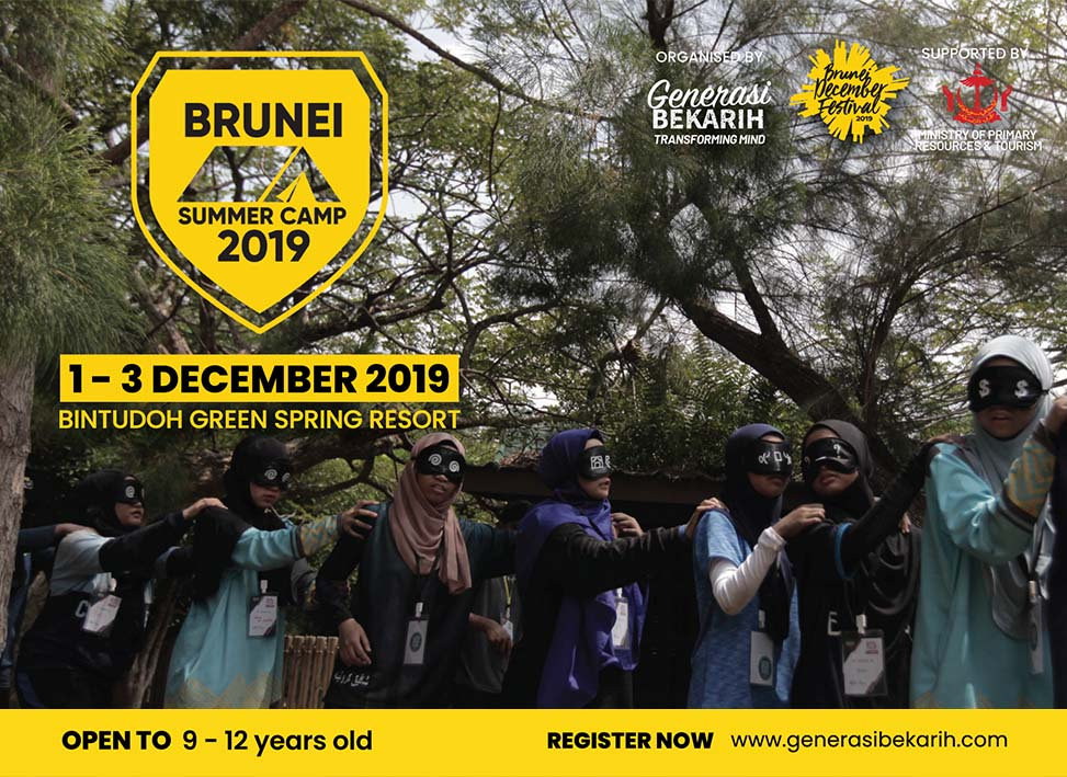 Brunei summer camp