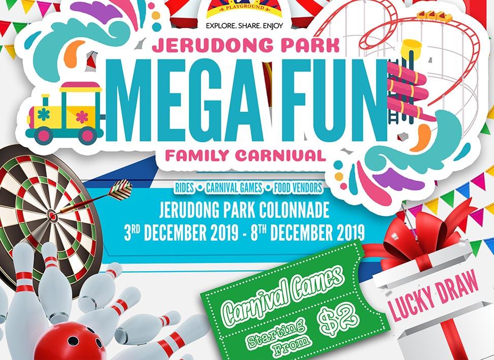 Jerudong Park Carnival