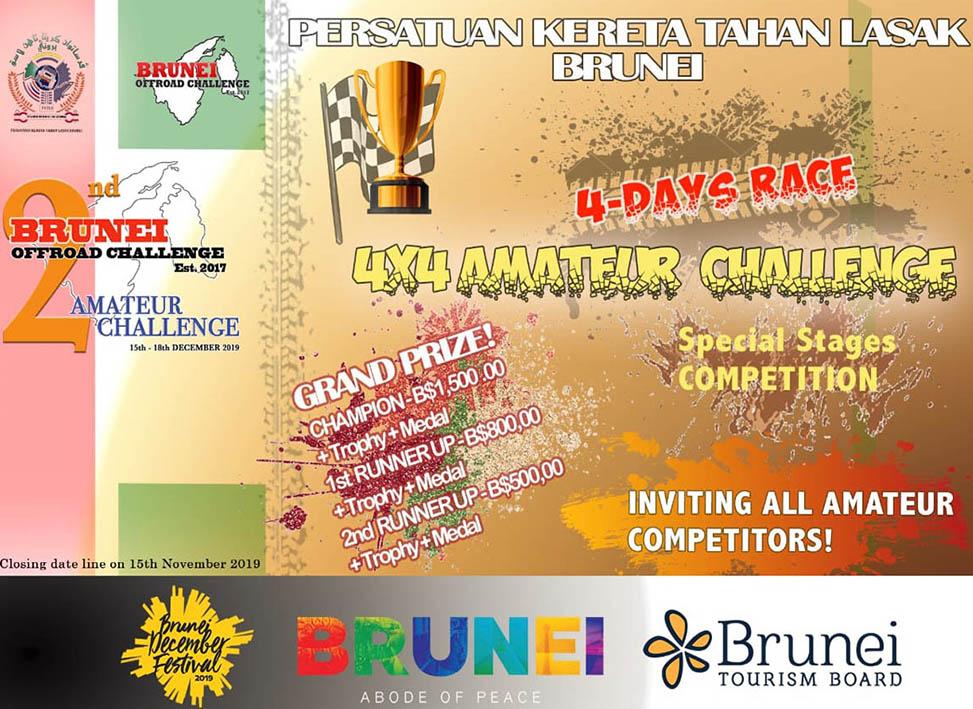 Persatuan Kereta Tahan Lasak Brunei