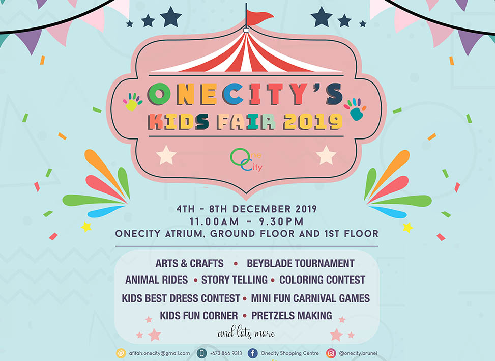 Onecity Kids Fair