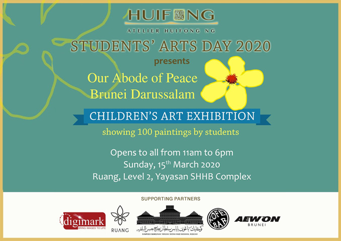 Students arts day 2020