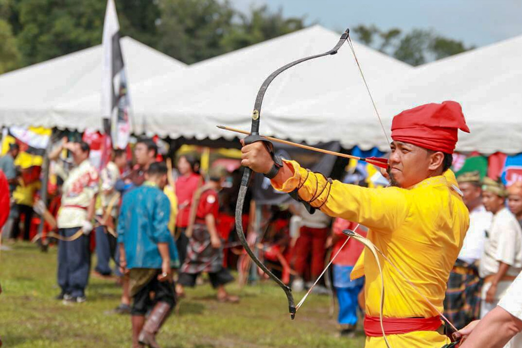 Ar Rafi Archery - Outdoor