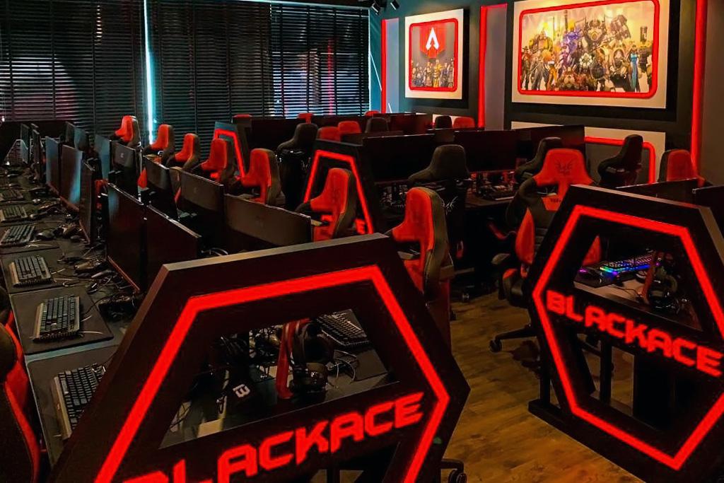 BlackAce Cybercafé