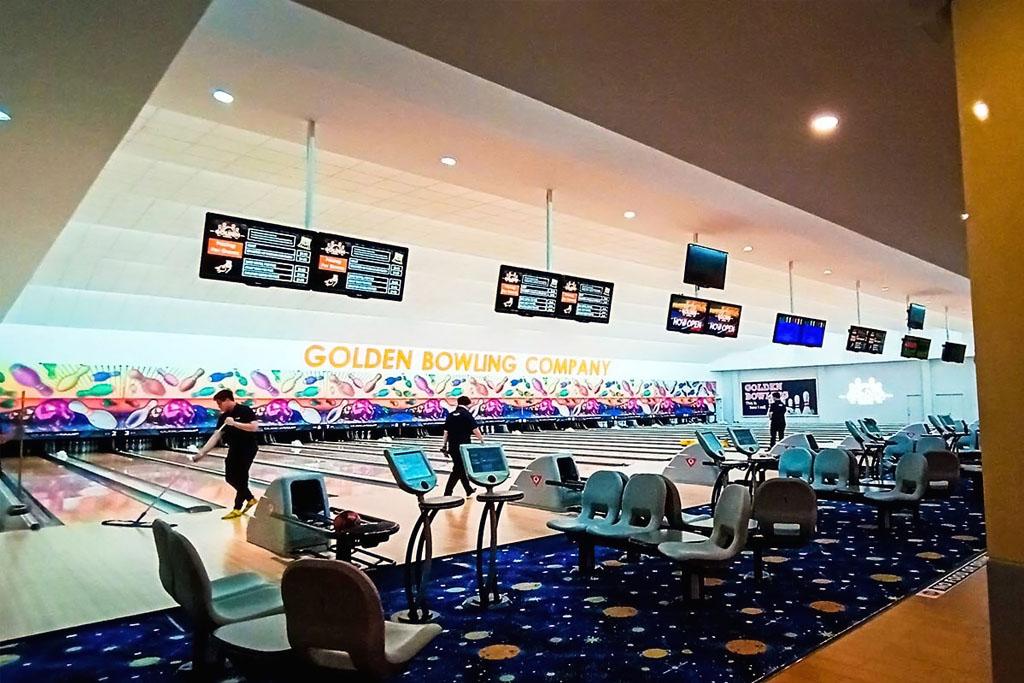 Go bowling in Brunei