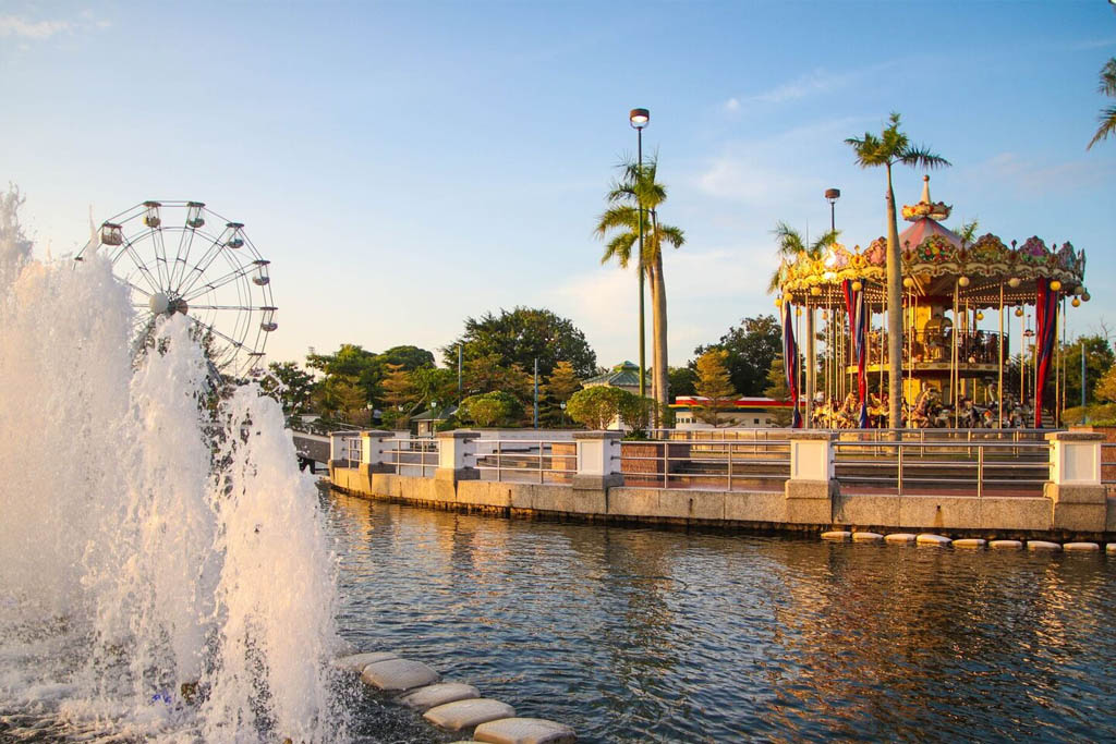 Jerudong Park 2020