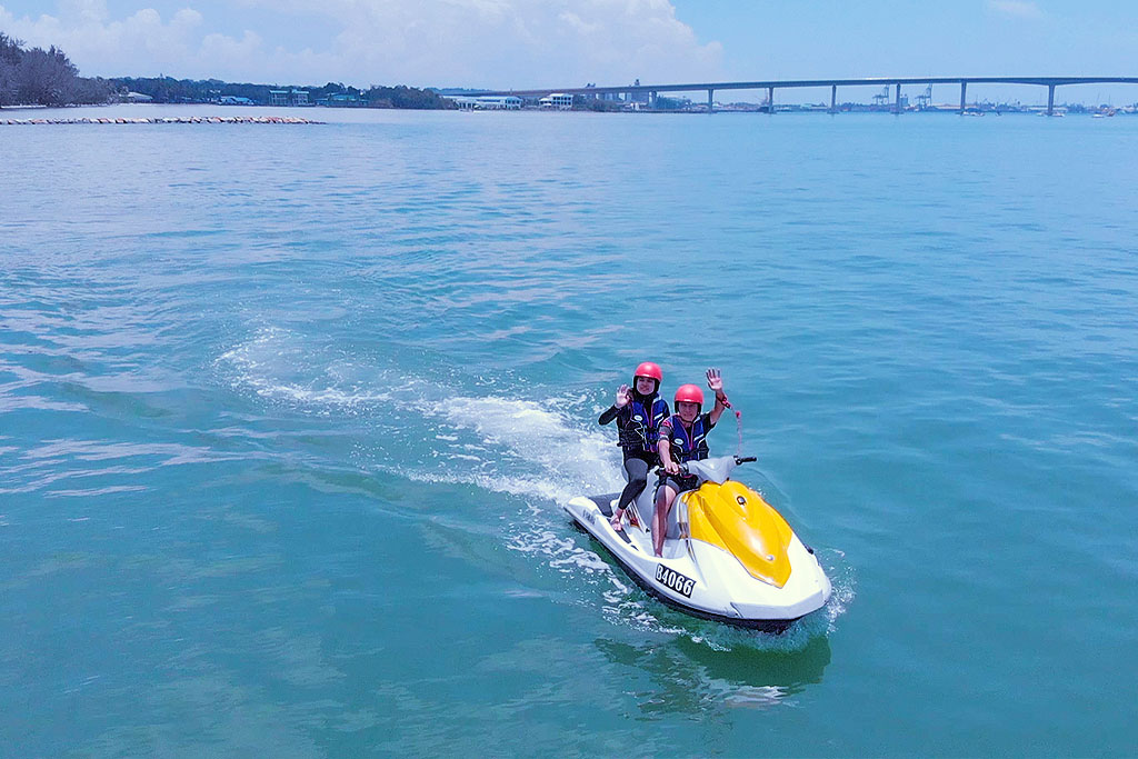 Photo Credits: Poni Divers - Jetski Brunei