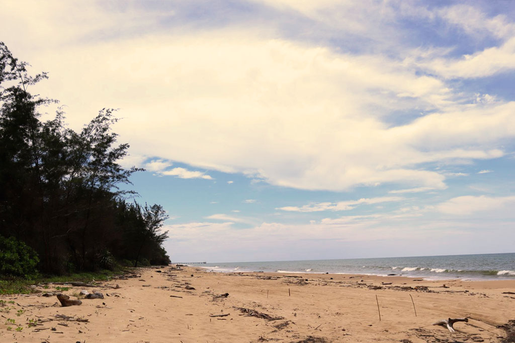 Meragang Beach 2020