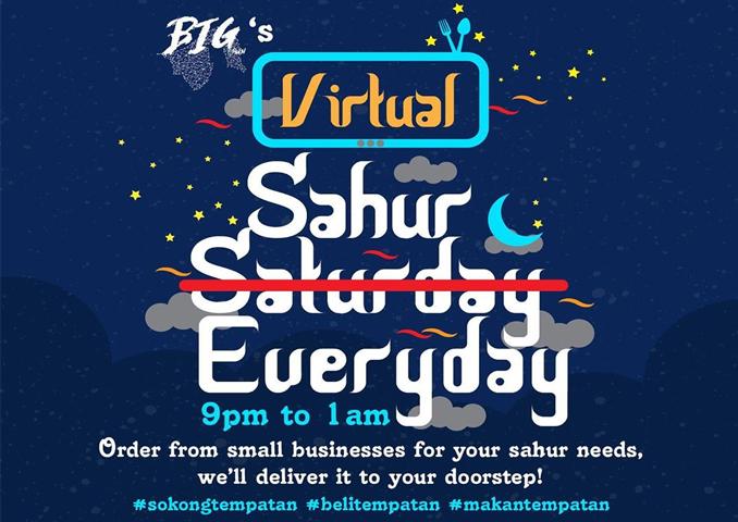 big Bwn Virtual Sahur Everyday
