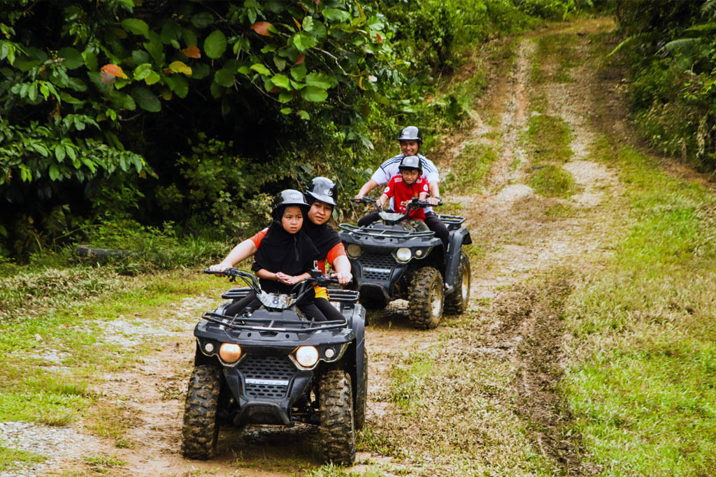 brunei atv adventure