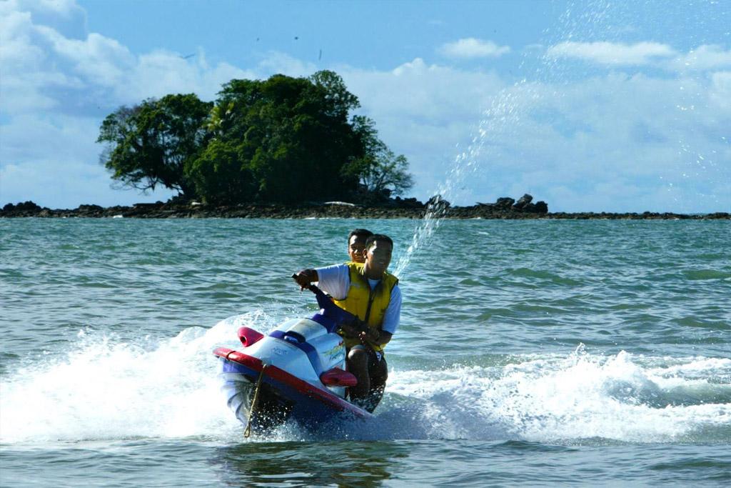 Water Sports and Activities Around Brunei