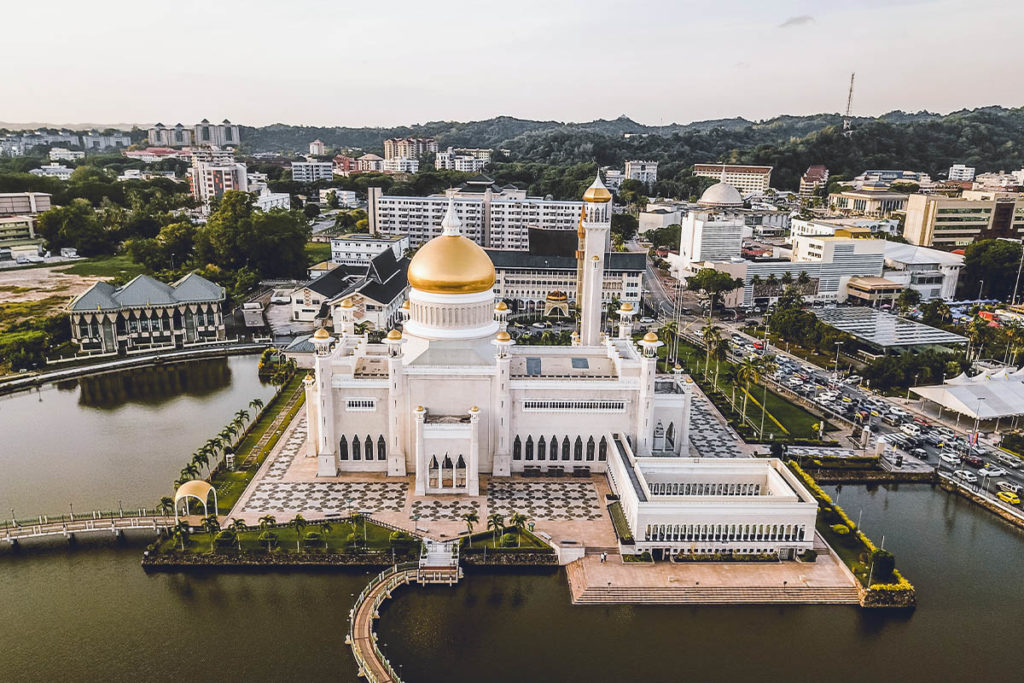 The Do's and The Don'ts: Visiting a Mosque in Brunei