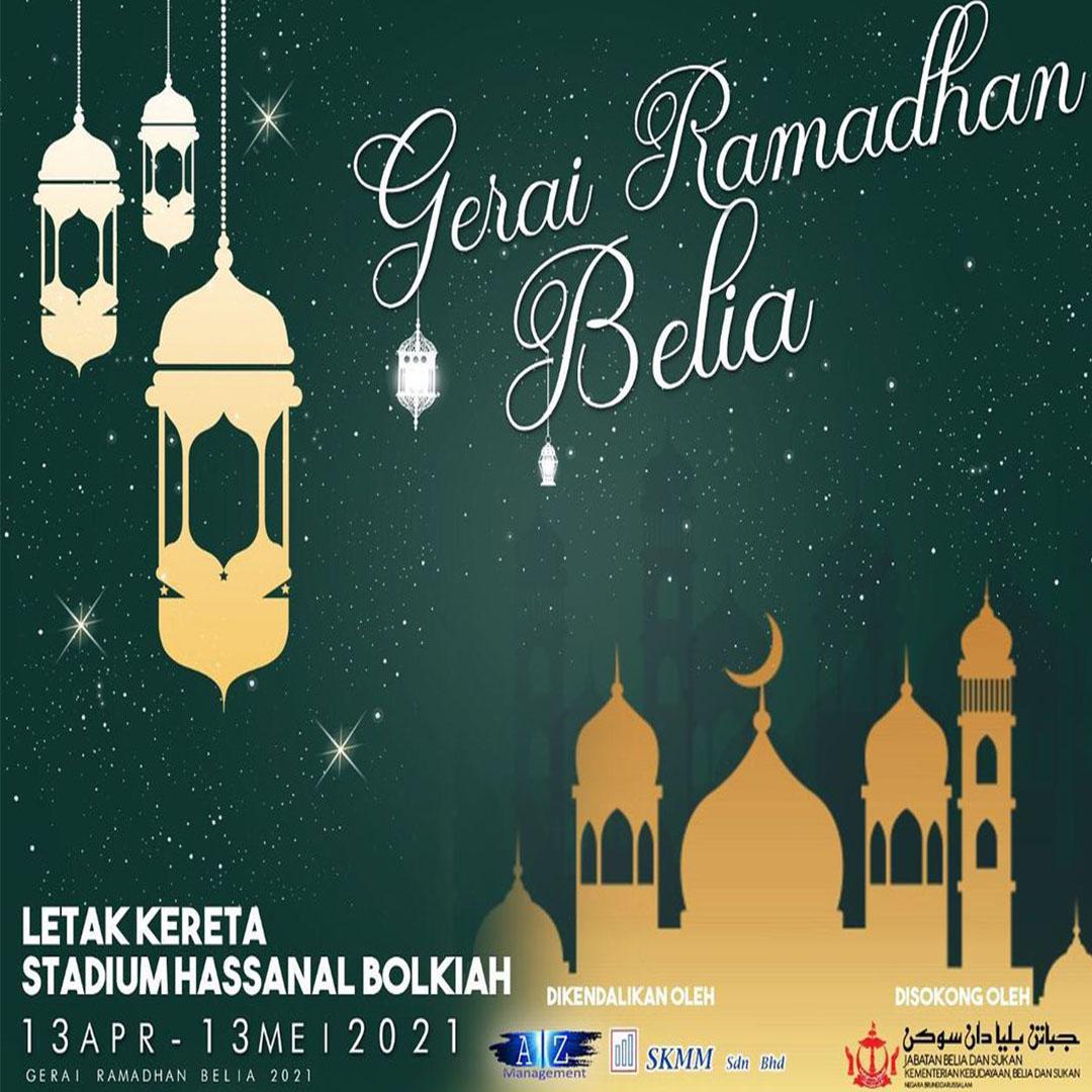 Gerai Ramadhan Belia