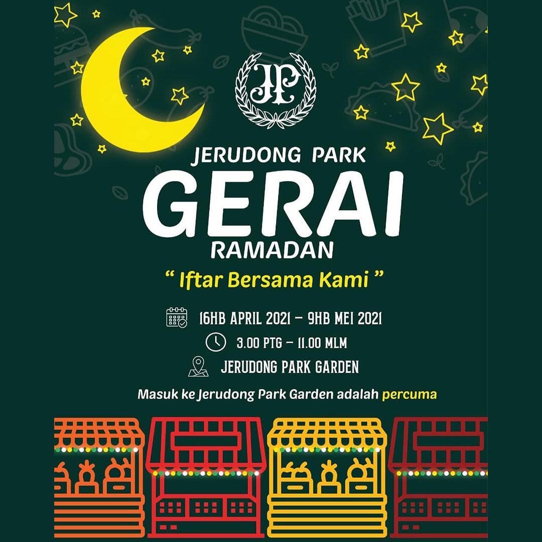 Jerudong Park Gerai Ramadhan