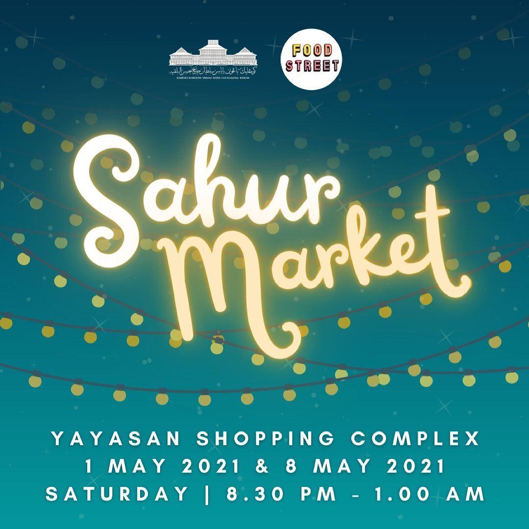Sahur Market Yayasan