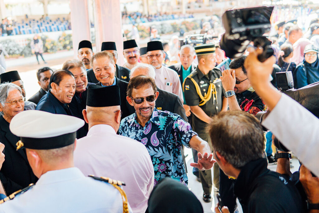 COVID-19. The Brunei Experience